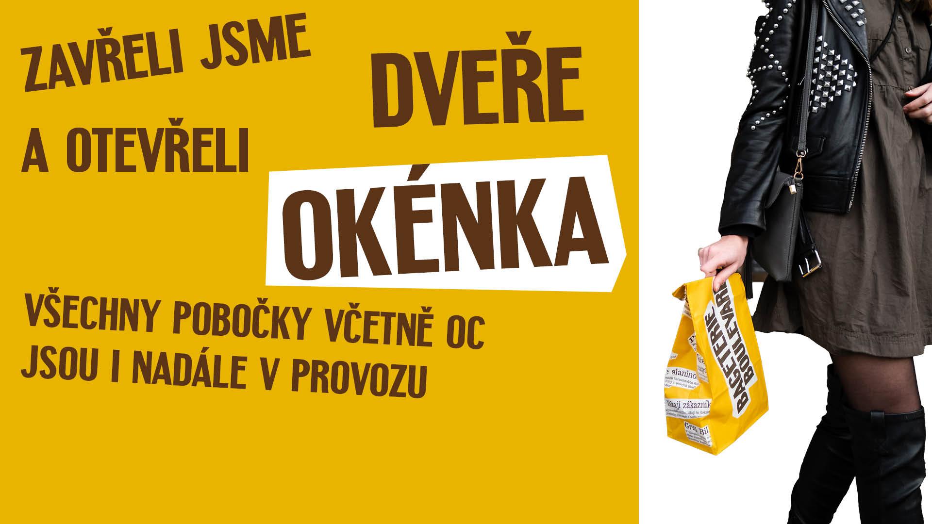 Okénka
