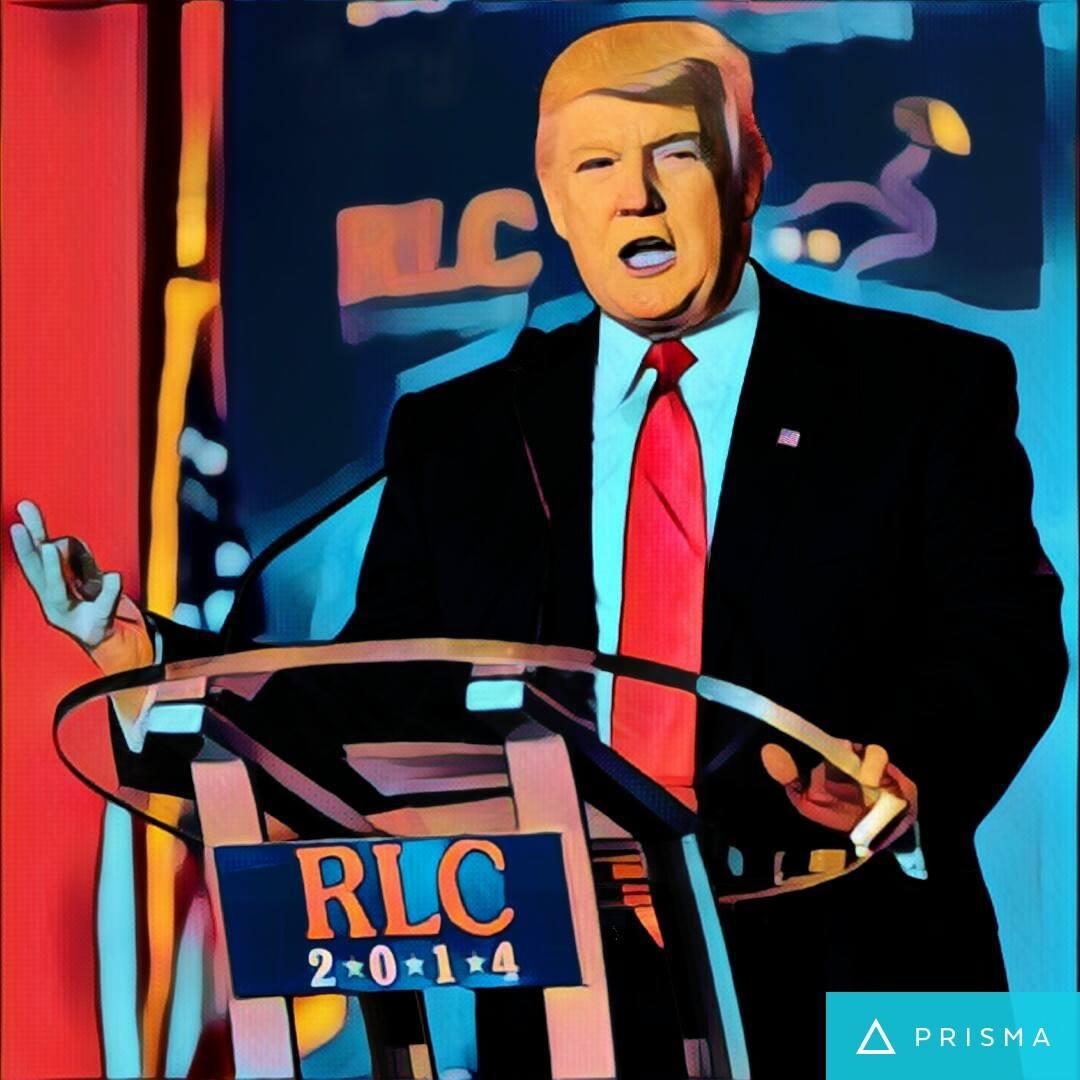 Trump přiletí na Vysočinu!