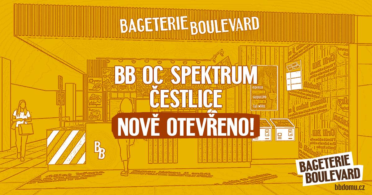 Nově otevřeno v OC Spektrum