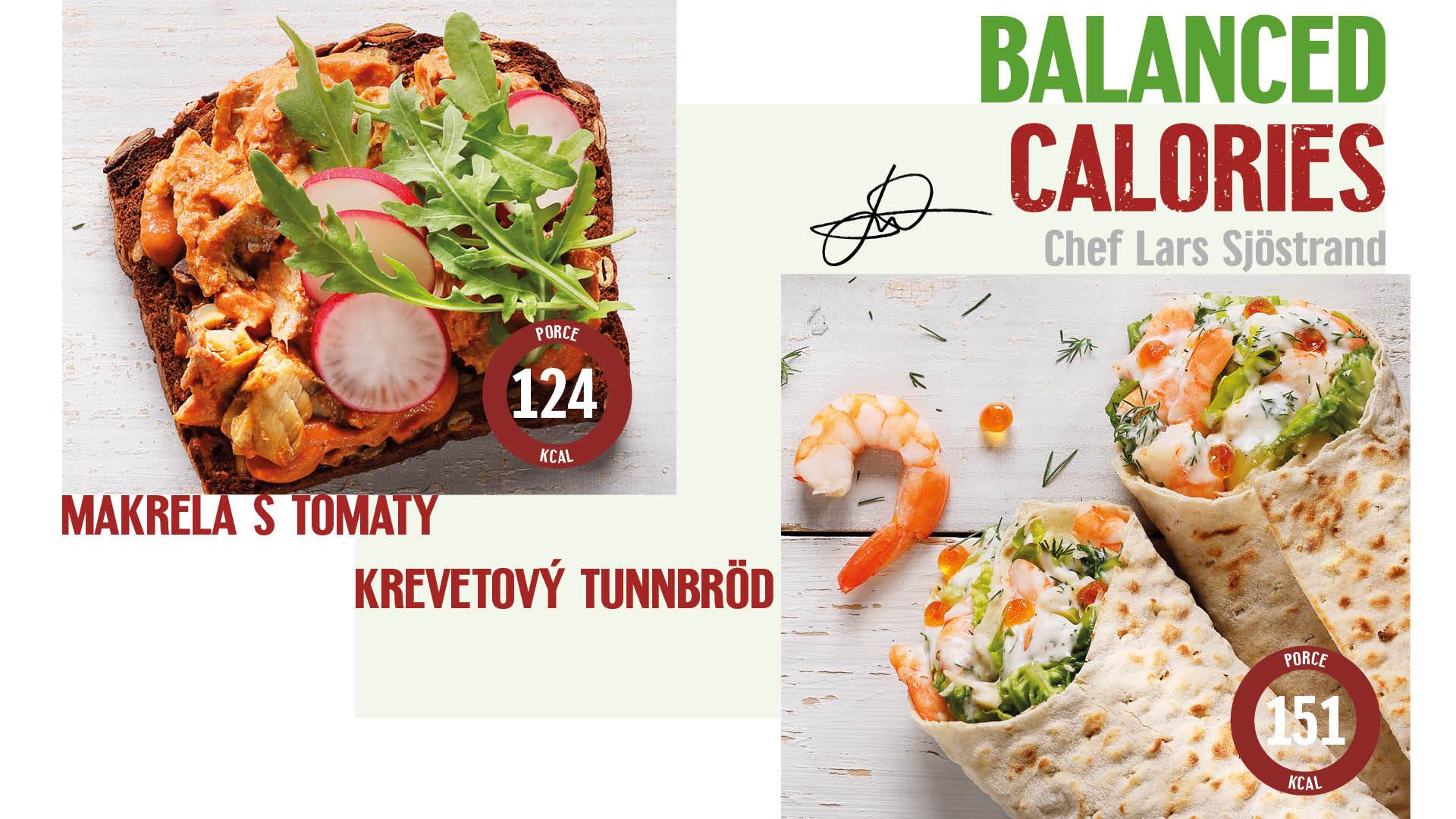 Balanced calories