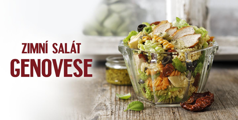 Salát Genovese