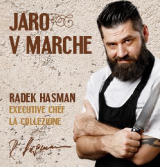 jarni menu Radek Hasman