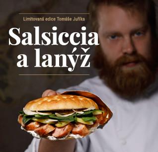 Salsiccia a lanýž